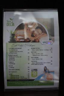 spa delia services