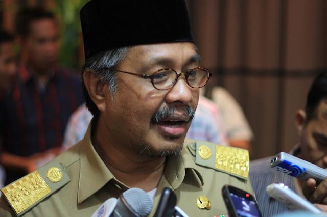 Nur Alam Gubernur Sulawesi Tenggara Yang Ditangkap KPK