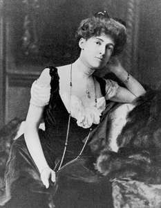 A AUTORA DO MES. EDITH WHARTON