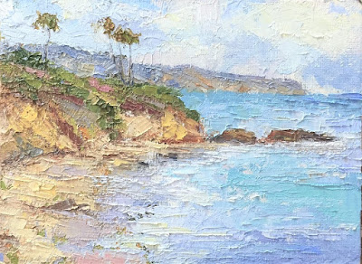 """Laguna Beach - Mid Morning"" Texture!"