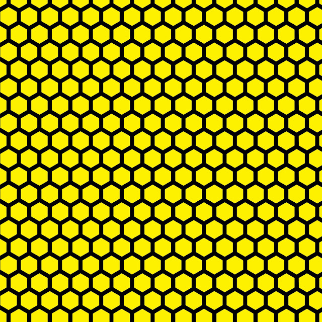 Honeycomb Yellow Android Wallpaper free download |Yellow Honeycomb Wallpaper