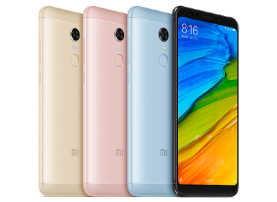 Xiaomi Redmi 5 Specs price in India