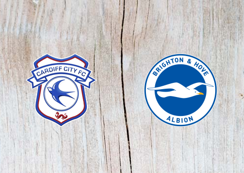 Cardiff vs Brighton - Highlights 10 November 2018