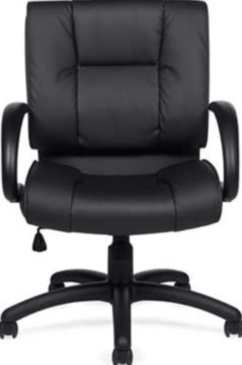 Offices To Go Luxhide Executive Chair