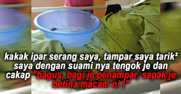 Kisah Benar.. 'RUMAH TANGGA AKU MUSNAH Sebab Mak Mentua & Kakak Ipar Yg Macam SYAITAN !'