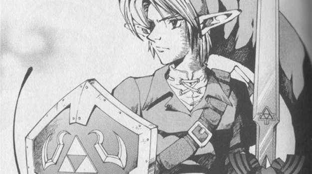 The Legend of Zelda: Ocarina of Time Manga to Get a Legendary Edition