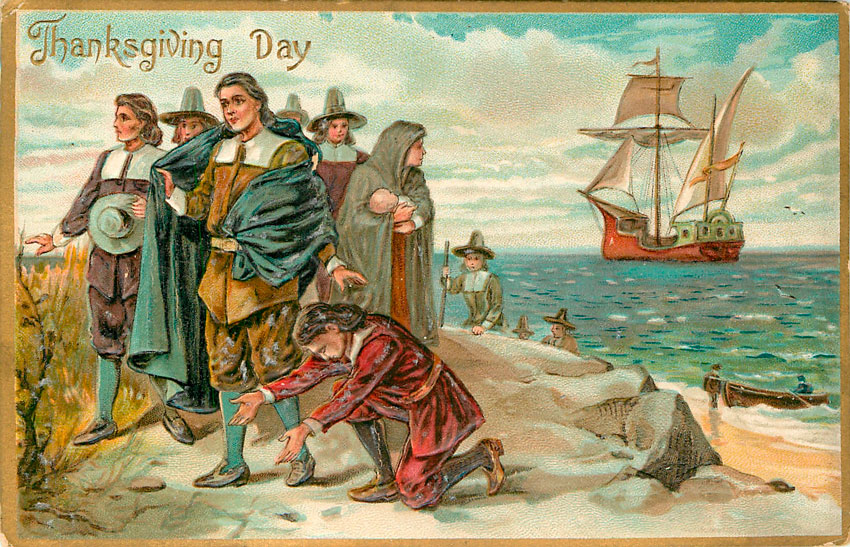 Image result for the pilgrims landing