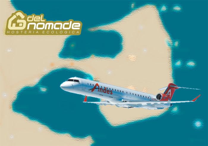 Aerolíneas vuelos a Puerto Madryn y Trelew