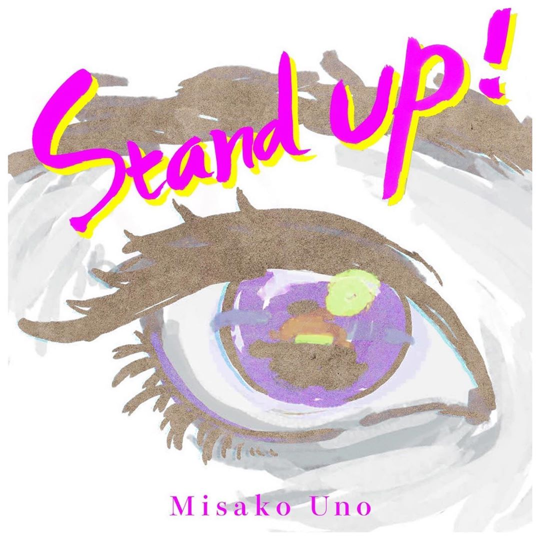 宇野実彩子 - Stand UP! [2020.07.17+MP3+RAR]