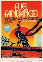 Concierto de Fuel Fandango en el Wizink Center