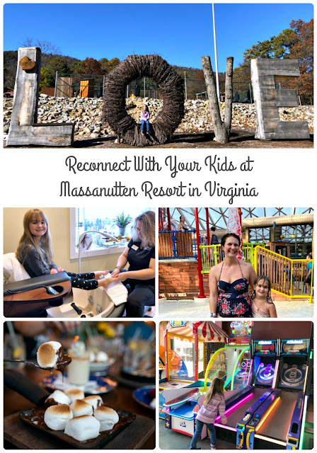 Relax, have a little fun together, & reconnect with your family with a stay at Massanutten Resort in Virginia