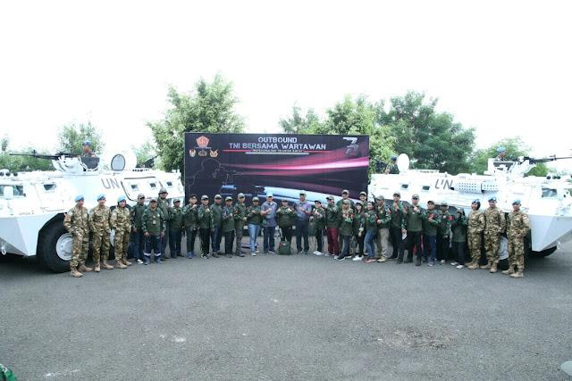 Kapuspen TNI : Jaga dan Ciptakan Kebersamaan serta Integritas antara TNI dengan Media