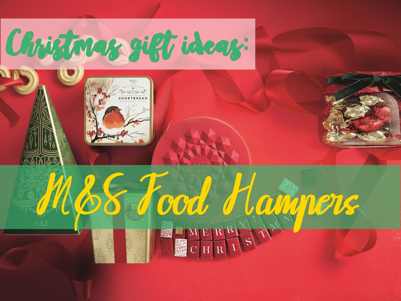 Christmas gift ideas marks spencer food hampers my notebook christmas gift ideas marks spencer food hampers kristyandbryce Image collections