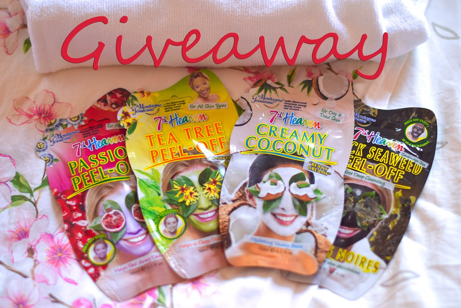 nery hdez, giveaway, montagne jeunesse, 7th heaven ,