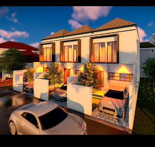 Dijual rumah indent di Taman Griya