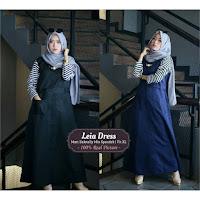Jual Baju Busana Muslim Leia Dress
