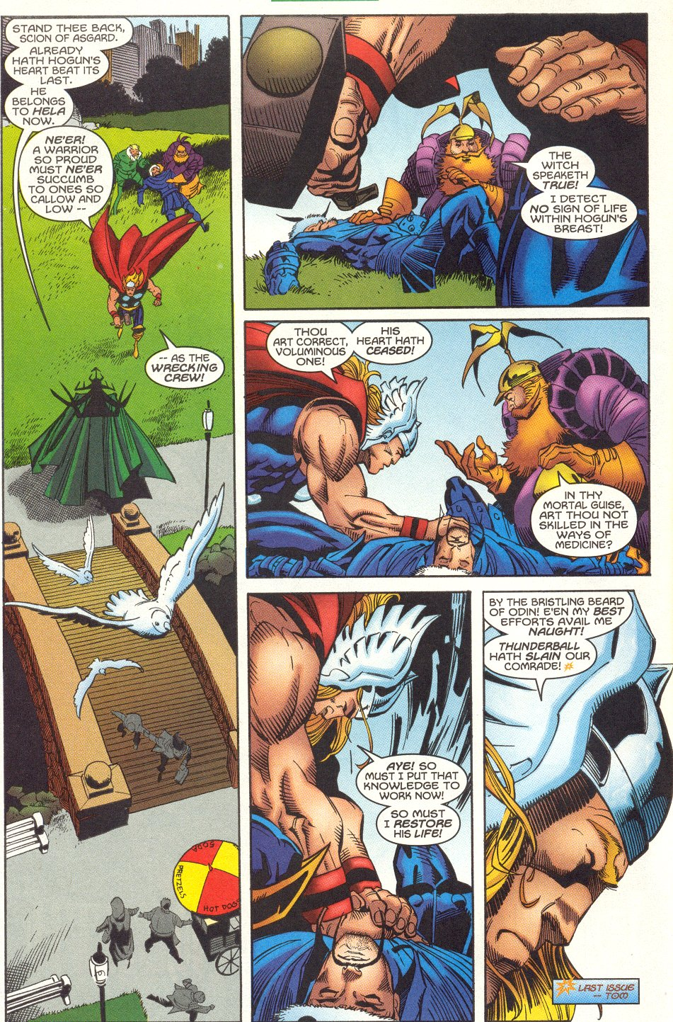 Thor (1998) Issue #29 #30 - English 5