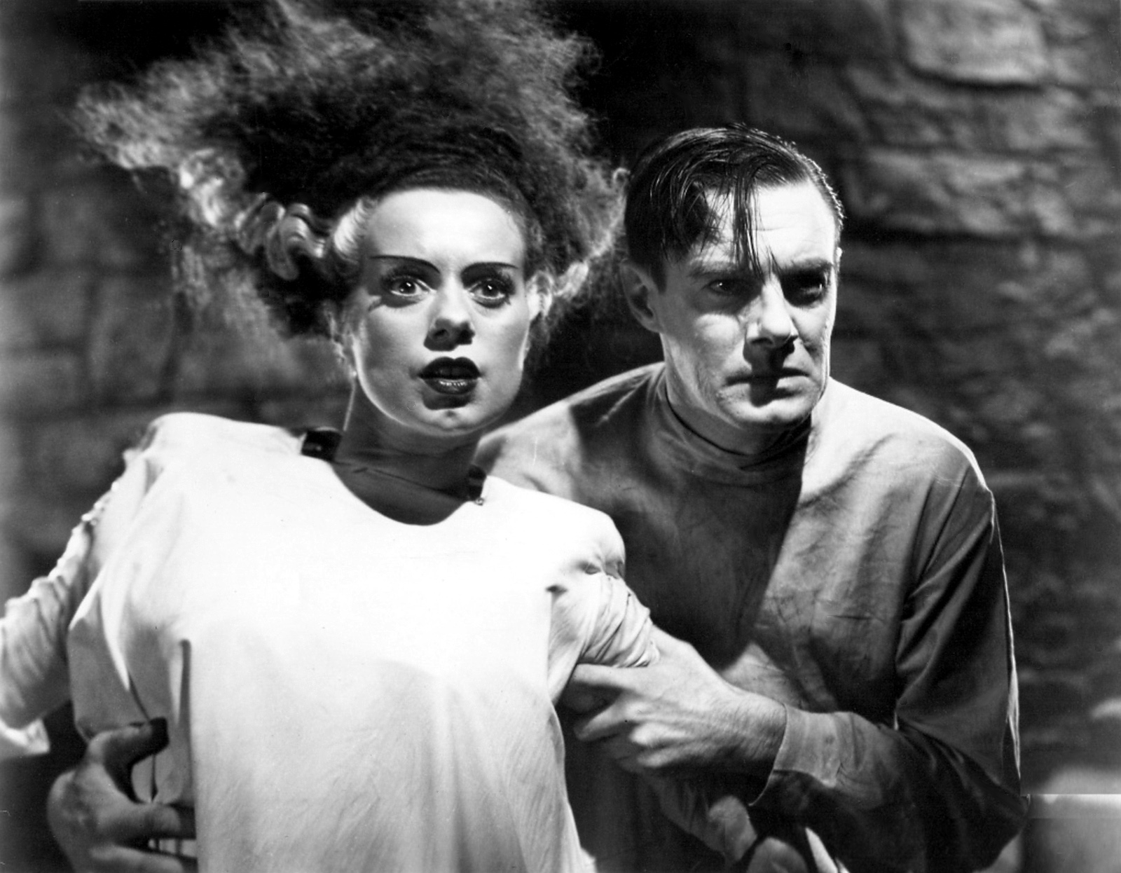 Rays Filme Klassiker Frankensteins Braut