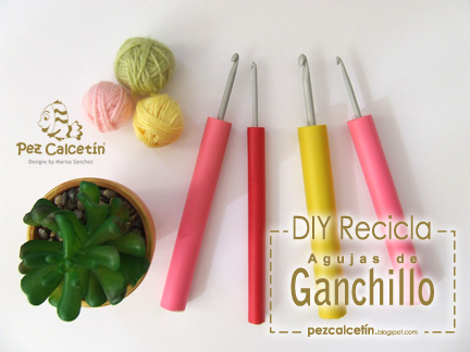 """pez calcetin"" ·""recicla"" ""agujas ganchillo"" ""crochet"" ""ganchillo"" ""amigurumi"""