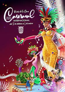 Puerto de la Cruz - Carnaval 2020 - Jonás Emmanuel Hernández Plasencia