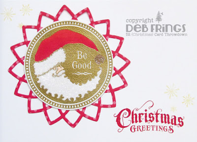 Christmas Greetings - photo by Deborah Frings - Deborah's Gems
