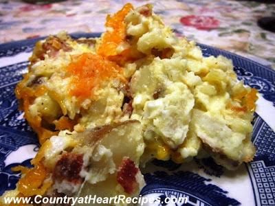 Bacon Potato Salad Recipe Kenny Rogers