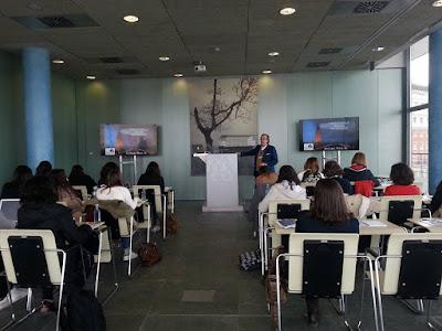 Protocolo, Comunicación e Imagen Corporativa. Universidad de A Coruña