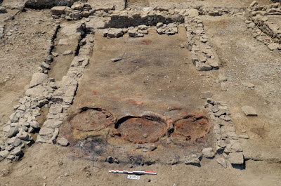 More on Roman tavern unearthed in southern France