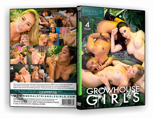 DVD – Growhouse Girls XXX 2018 – ISO