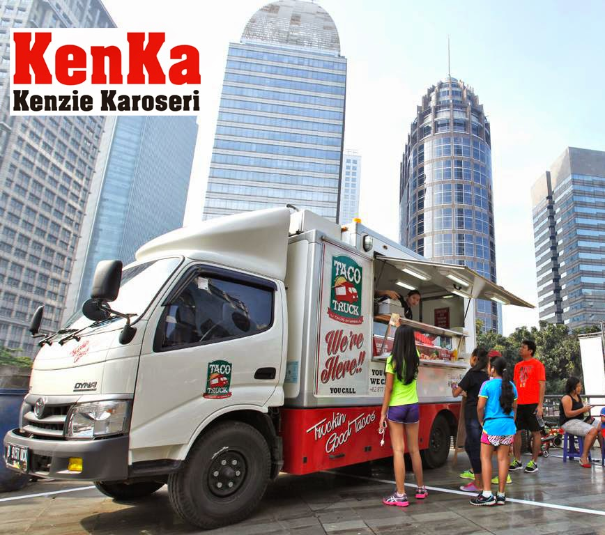 Karoseri Food Truck Jakarta