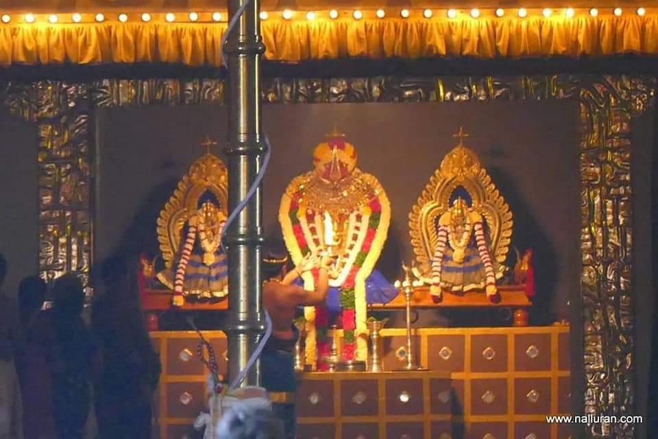 நல்லூர்க் கந்தசுவாமி ஆலய 13ம் நாள்  உற்சவம்!!📷