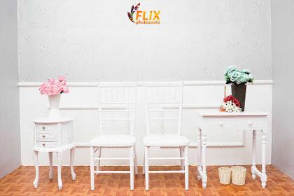 Flix Photoworks. Foto Studio Favorit Dengan 10 Jenis Background Kekinian Di UNNES Semarang