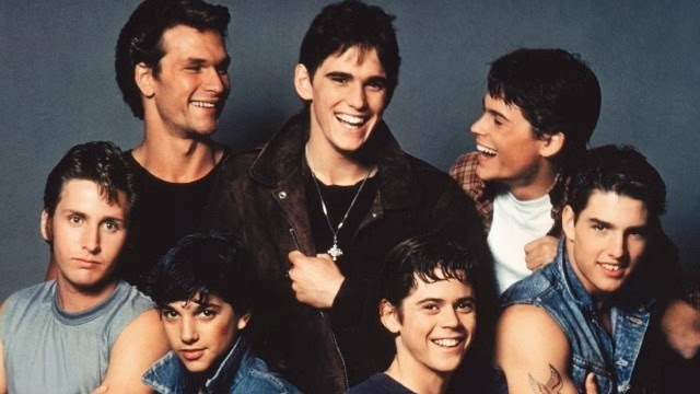 The outsiders (Rebeldes), 1
