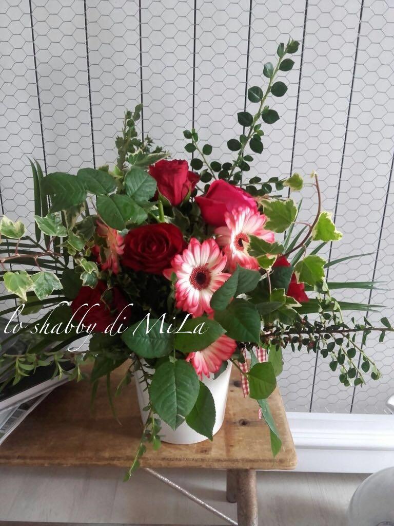 Lo shabby di mila: fiori!!!