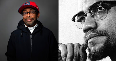 Spike Lee and Malcolm X