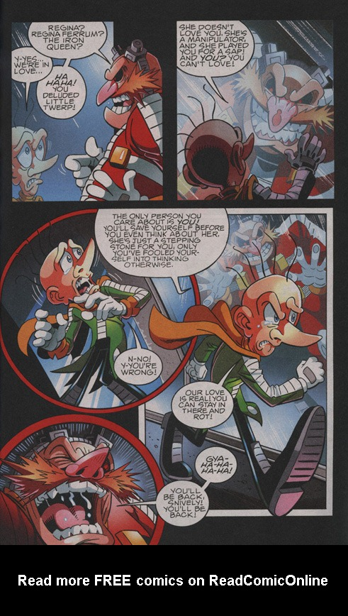 Read online Sonic The Hedgehog comic -  Issue #210 - 13