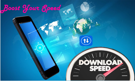 download internet speed booster for android