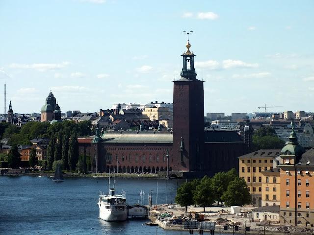 Estocolmo una ciudad entre islas
