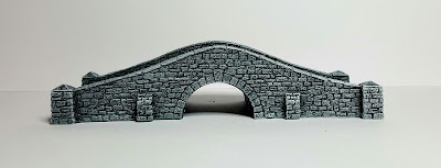 10mm Stone Bridge by Battlescale Wargame Buildings picture 2