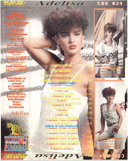Adelisa Hodzic -Diskografija 1996_pz