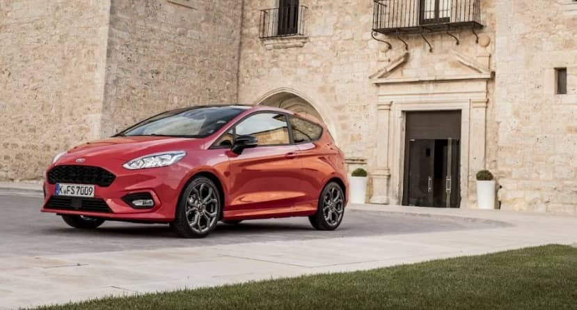 ford fiesta st line 2018 ford latest models. Black Bedroom Furniture Sets. Home Design Ideas
