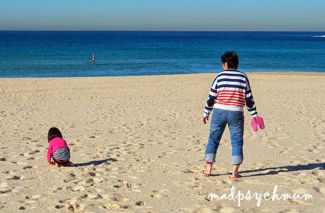 Exploring Bondi Beach