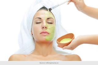masker alami untuk kulit kering