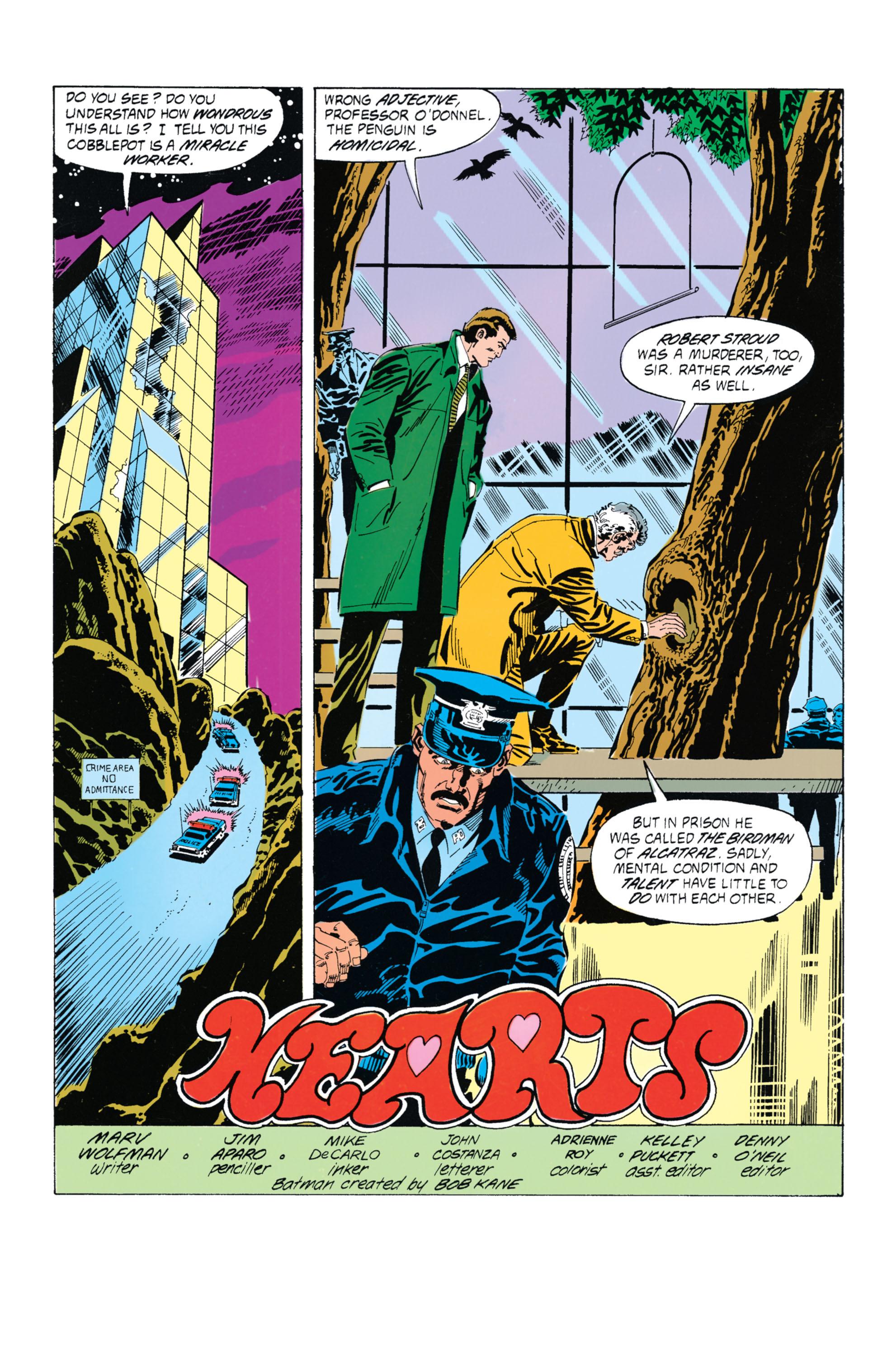 Detective Comics (1937) 628 Page 1