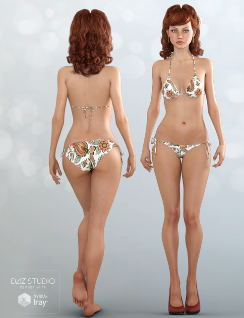 Viola for Genesis 3 Female