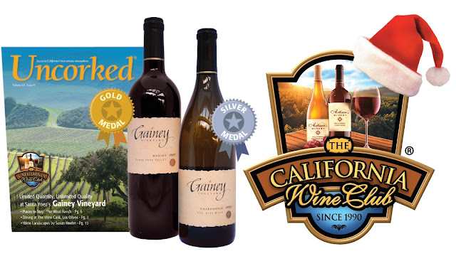 CA Wine Club