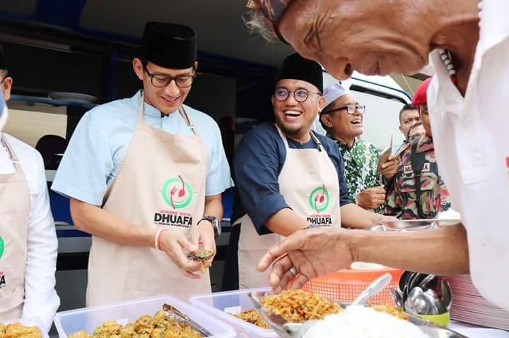 Jadi Ketua Jubir Prabowo-Sandi, Dahnil Lakukan Hal Membanggakan Ini