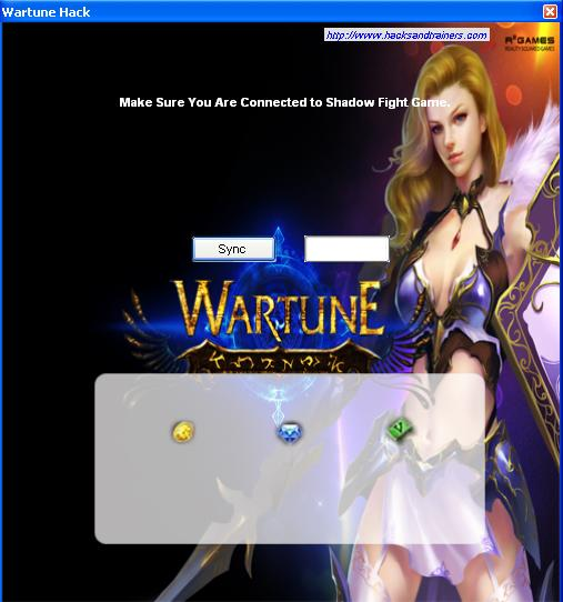 wartune hack tool v11.9