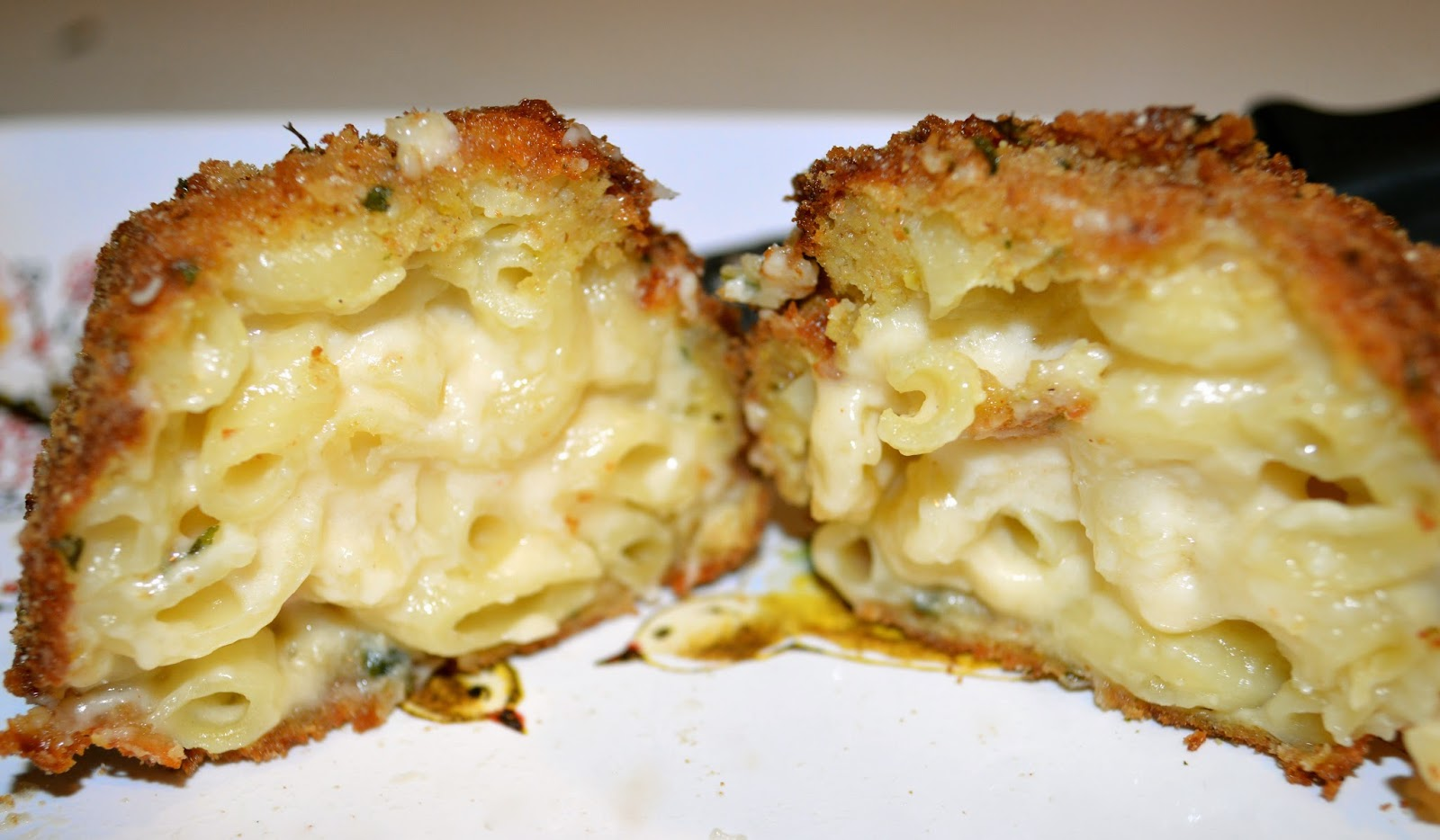 deep fried mac and cheese dipping sauce