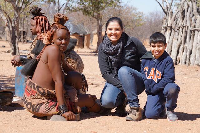 Namíbia com criança: roteiro de 16 dias